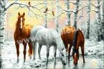 Goblen - Лошадь история