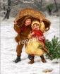 Goblen - Историята на коледната елха