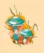 Goblen - Champignons 7