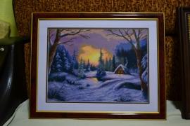 Goblen - Feerie de iarna