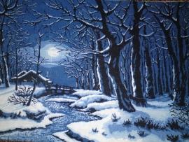 Goblen - Noapte feerica