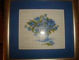 Goblen - Fragilitate albastra