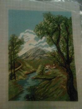 Goblen - Conacul dintre dealuri