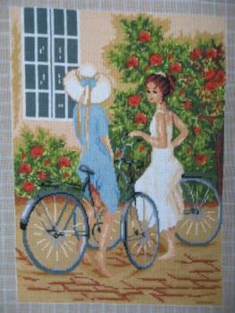 Goblen - Biciclistele